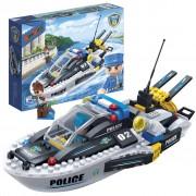 BanBao Police Speedboat 7006