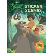 Disney The Jungle Book Sticker Scenes by Parragon Books Ltd