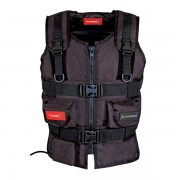 TN Games 3RD Space Small To Medium Black FPS Gaming Vest
