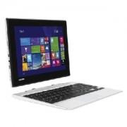 Toshiba Satellite Click Mini L9W-B-102 - tablette - avec anclaje de teclado - Atom Z3735F / 1.33 GHz - Windows 8.1 with Bing - 2 GB RAM - 32 GB SSD - 8.9 ECRAN táctil 1920 x 1200 - Intel HD Graphics - blanc perla