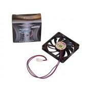 Titan TFD-7010M12Z rendszerhűtő ventillátor 7x7x1cm