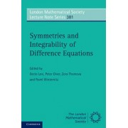 Symmetries and Integrability of Difference Equations by Decio Levi