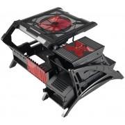 Boîtier PC Strike-X AIR Noir / Rouge, détail 3x 5,25 pouces externe, 3x interne de 3,5 pouces E-ATX, XL-ATX ATX 10