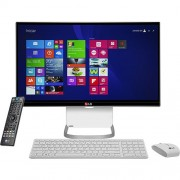 COMPUTADOR ALL IN ONE TV LG INTEL CORE I5 4GB RAM HD500 LED 23 WIN8