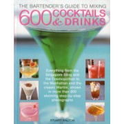 The Bartender's Guide to Mixing 600 Cocktails & Drinks by Stuart Walton