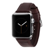 Case-Mate Signature Strap Apple Watch 42mm bruin