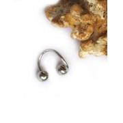 Piercing podkova chirurgická ocel