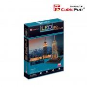 Empire State Building New York SUA - Puzzle 3D - 38 de piese