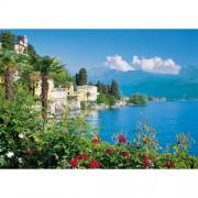 Ravensburger puzzle lacul maggiore - italia, 1500 piese
