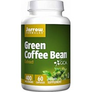 Green Coffee Bean (Cafea verde) 400mg 60cps
