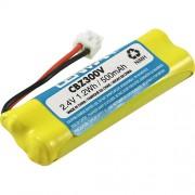 Baterija za bežični tel. 2xAAA 2,4V 1000mAh