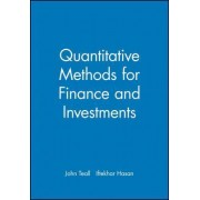 Quantitative Methods for Finance and Investments by John Teall