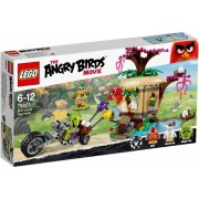 LEGO Angry Birds 75823 Egg Theft from Birds Island