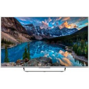 Televizor Smart LED 3D Sony 108 cm Full HD 43W807C, WiFi, USB, CI+, Android, Silver