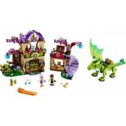 Set Constructie Lego Elves Piata Secreta