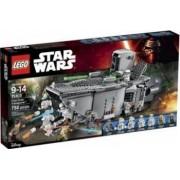 Set de constructie Lego First Order Transporter