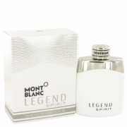 Montblanc Legend Spirit For Men By Mont Blanc Eau De Toilette Spray 3.3 Oz
