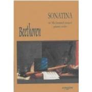 Sonatina In Mi Bemol Major - Piano Solo - Beethoven