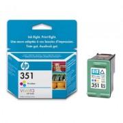 Cartus Inkjet HP 351 Tri-Color CB337EE