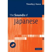 The Sounds of Japanese with Audio CD by Timothy J. Vance