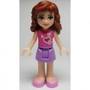 New Lego Friends Olivia 2 Minifigure Loose