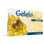 Geleia Real 1500 mg Ampolas