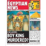 The Egyptian News by Scott Steedman