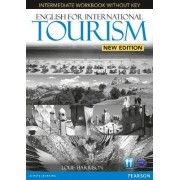 English for International Tourism Intermediate Workbook without Key by Louis Harrison