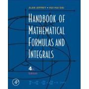 Handbook of Mathematical Formulas and Integrals by Alan Jeffrey