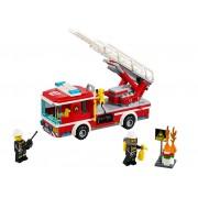 LEGO - CAMION DE POMPIERI CU SCARA (60107)