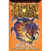 Skolo the Bladed Monster by Adam Blade