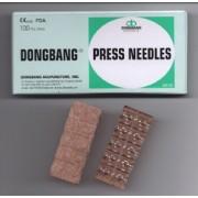 Tartós steril fültű DongBang 100 db