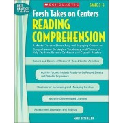 Fresh Takes on Centers: Reading Comprehension, Grades 3-5 by Mary Beth Allen