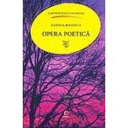 Opera poetica. cartier