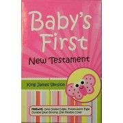 Baby's First New Testament-KJV by National Publishing Company