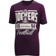 Fremantle Dockers Youth Printed Tee Shirt