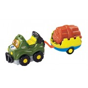 VTech Toot-Toot Drivers SUV with Trailer 80-164604