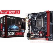 Placa de baza GIGABYTE Z170N-Gaming 5 DDR4 Socket 1151