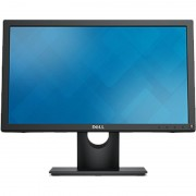 "Monitor LED DELL E1916H 18.5"", 5ms, black"