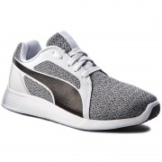 Сникърси PUMA - St Trainer Evo Knit 362395 02 Puma White/Puma Black