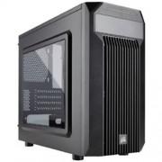 Carcasa Carbide SPEC-M2, MiniTower, Fara sursa, Negru