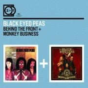 Black Eyed Peas - Behind the Front / Monkey Business (0600753186435) (2 CD)
