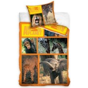 Dekbed Animal Planet wildlife