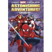 Mighty Marvel Chapter Book Bind Up #1