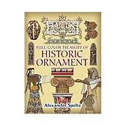 Full-Color Treasury of Historic Ornament (Dover Pictorial Archives)