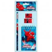Set 4 piese Spiderman