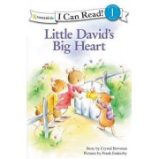 Little David's Big Heart by Crystal Bowman