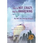 You're Not Crazy, You're Awakening by Rev. Dr. Edwige Bingue