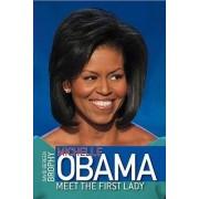 Michelle Obama by David B Brophy