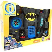 Fisher-Price Imaginext - DC Super Friends - Batcave BLACK